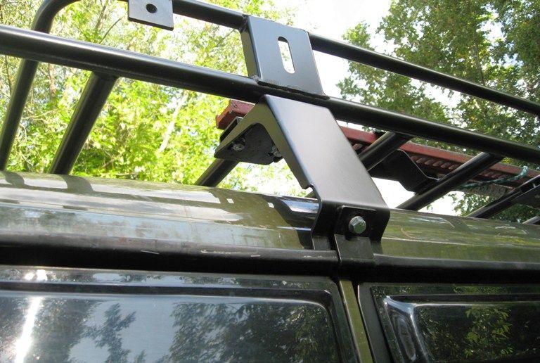 Крепления для багажника на крышу автомобиля своими руками